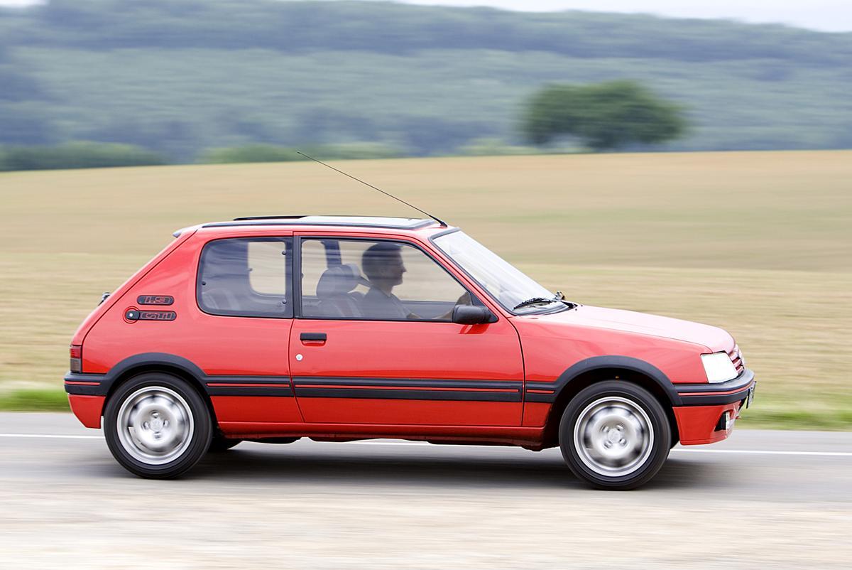 Peugeot 205 1982