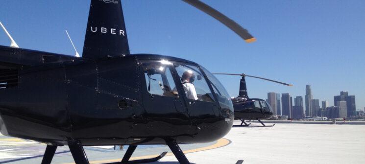 In Elicottero Con Uber Carbloggerit