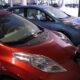 Auto elettrica in Giappone