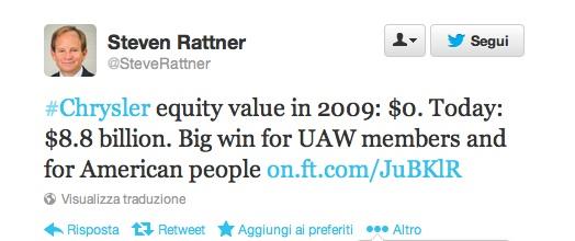 Twitter Rattner